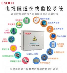 甘肃电缆隧道监测系统